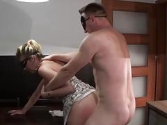 Spontaneuos Passionate Hard Fuck in the kitchen and the badroom