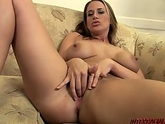Hot wife gets BBC dream and squirts everywhere