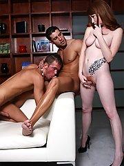 Hot Bisexual Porn Pics