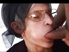Granny spicing up retirement