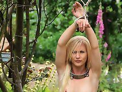 tight in the garden