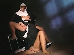 Nuns Commune Together