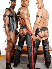 Nubius::Kiern Duecan::Scott Alexander - in Gay Porn Photos
