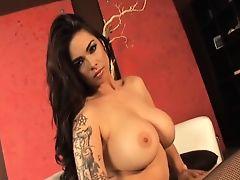 Big Ass & Big Tits - Tattoo