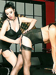 Mistress Anastasia Slave Training