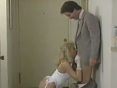 Brandy Alexandre as mastered the classic two minute blowjob