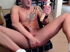 Mark Andre´s Dildofuck with 35cm