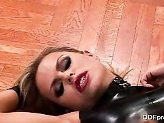 Leather Clad Babes Dorothy Black...