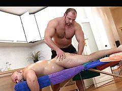 hot and heavy massage