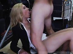 Natural strip and big tit mature bbw fuck Hot Milf Banged At