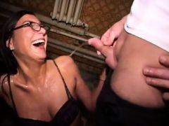 Favorite piss scenes - dona lucia 5